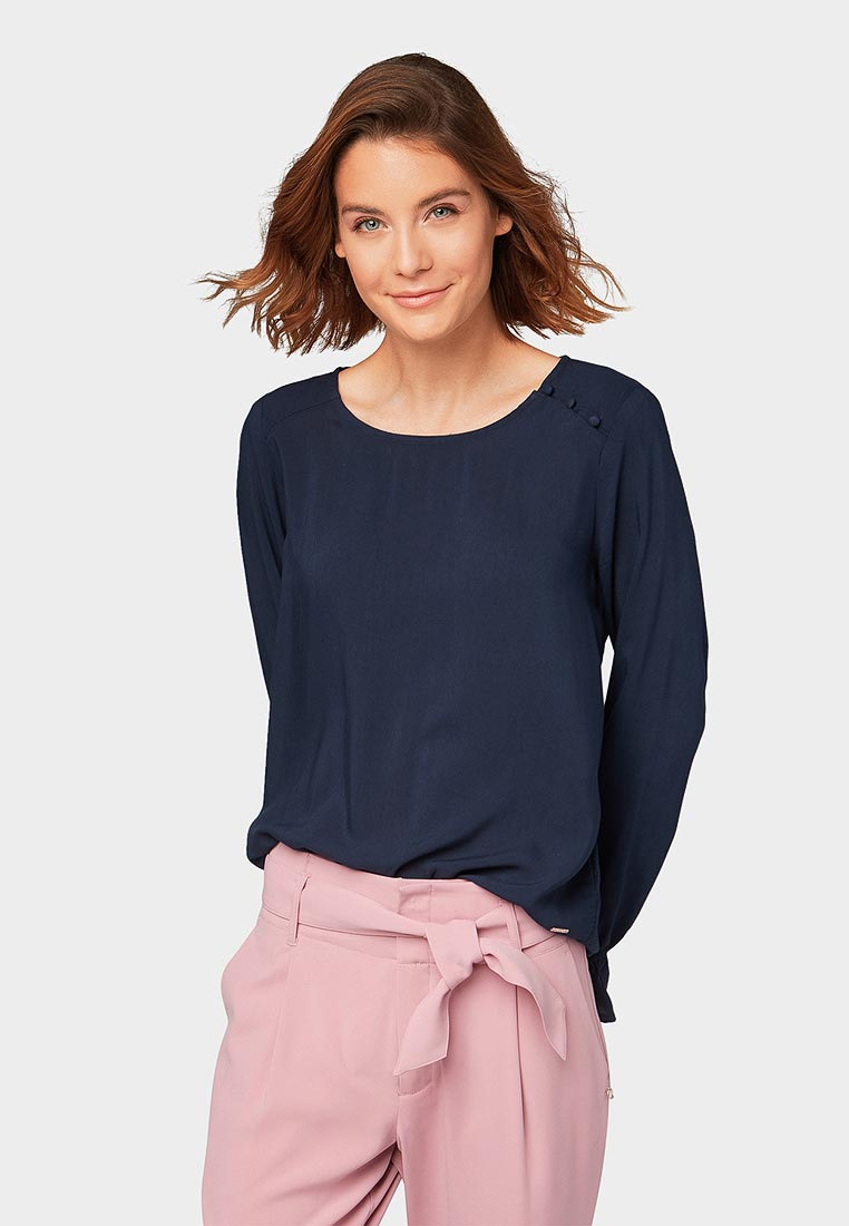 Блуза Tom Tailor Denim 1005020