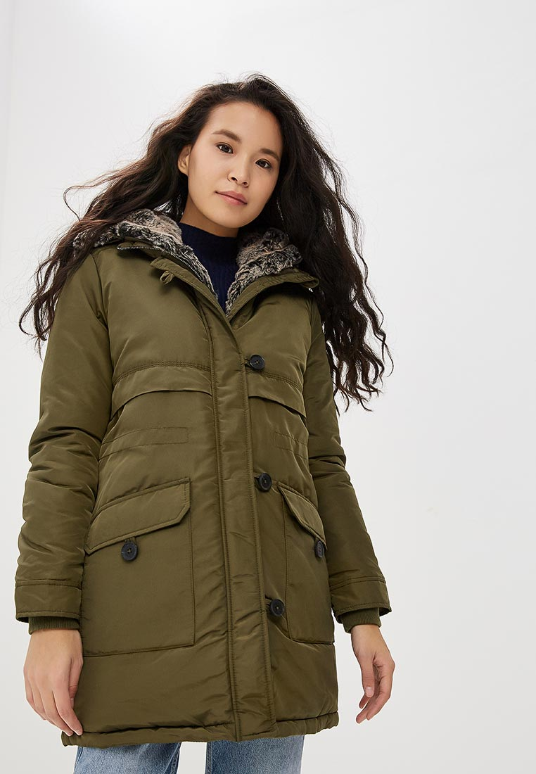 Утепленная куртка Tom Tailor Denim 1004105