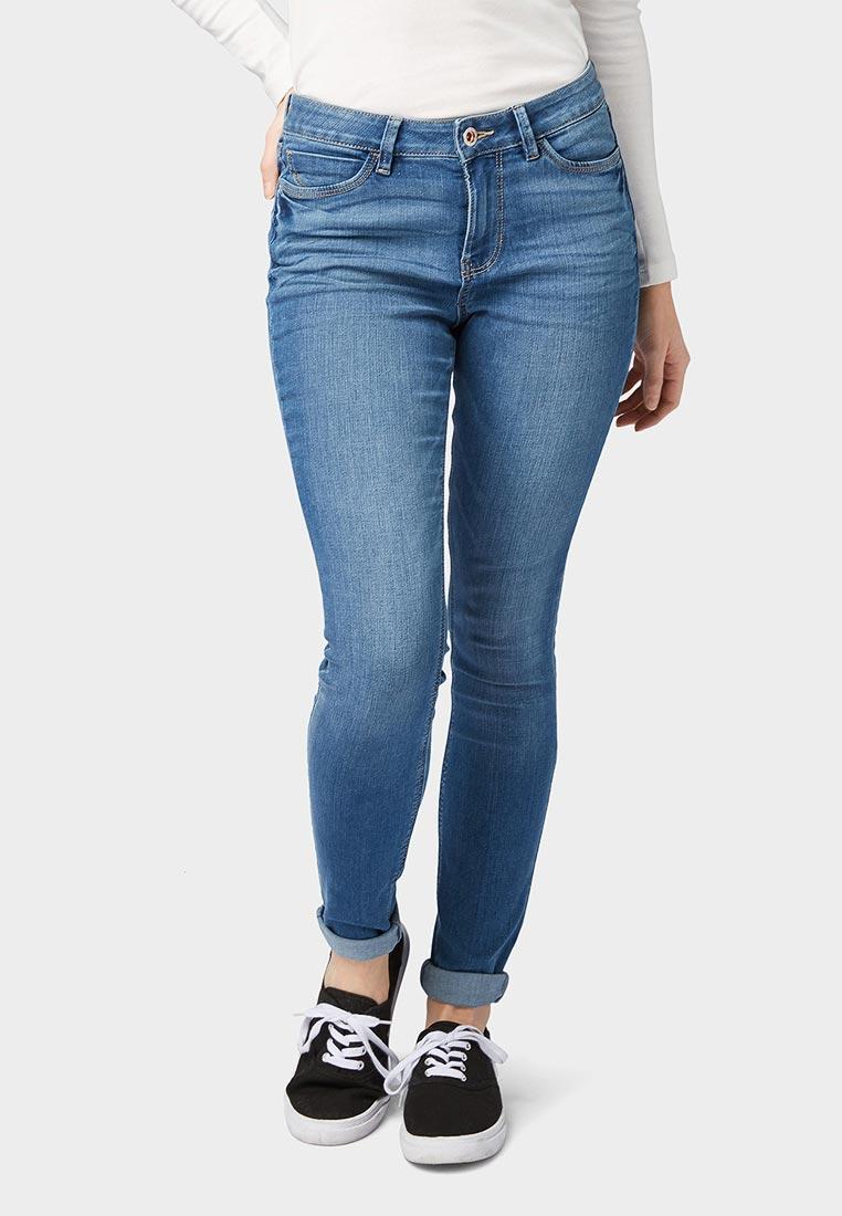 Зауженные джинсы Tom Tailor Denim 1007901