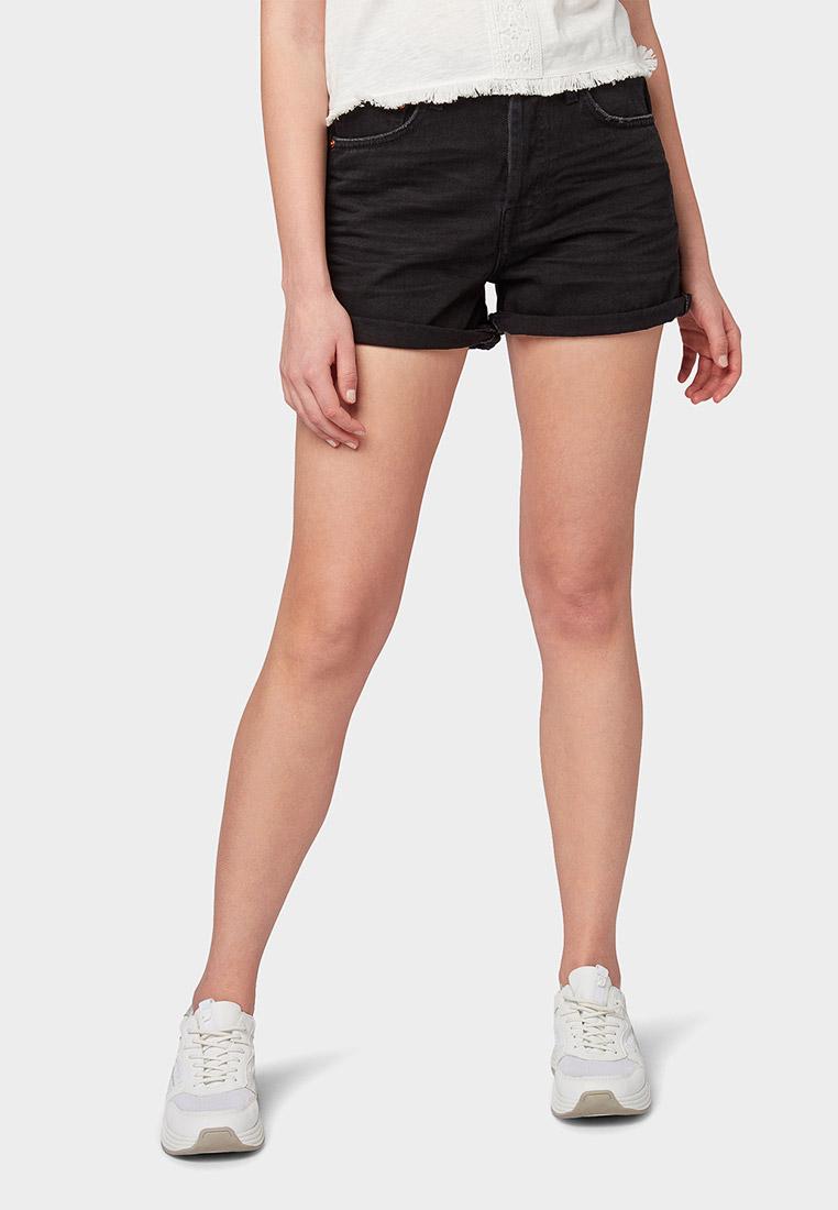 Женские джинсовые шорты Tom Tailor Denim 1010609