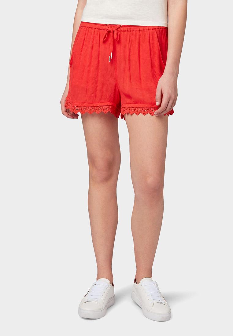 Женские повседневные шорты Tom Tailor Denim 1011855