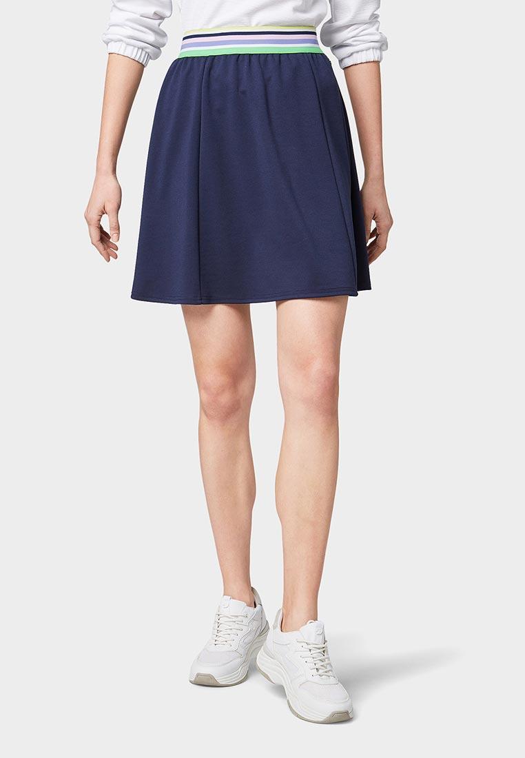 Широкая юбка Tom Tailor Denim 1009838