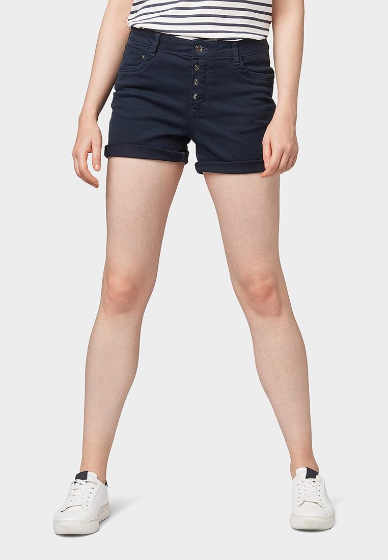 Женские повседневные шорты Tom Tailor Denim 1007918
