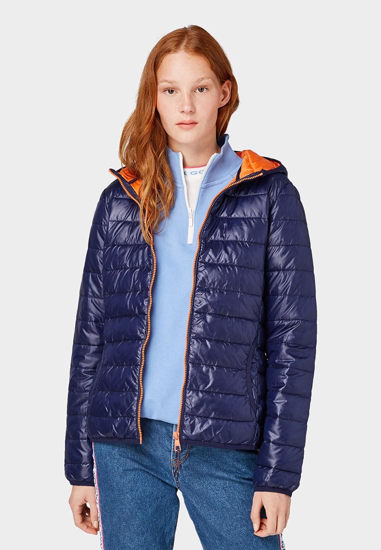 Утепленная куртка Tom Tailor Denim 1012197