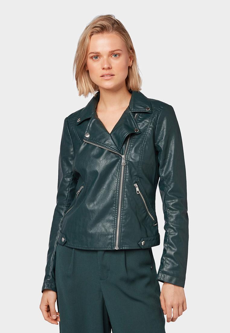 Кожаная куртка Tom Tailor Denim 1012204