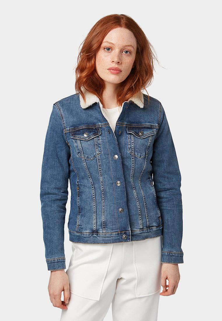 Джинсовая куртка Tom Tailor Denim 1012596