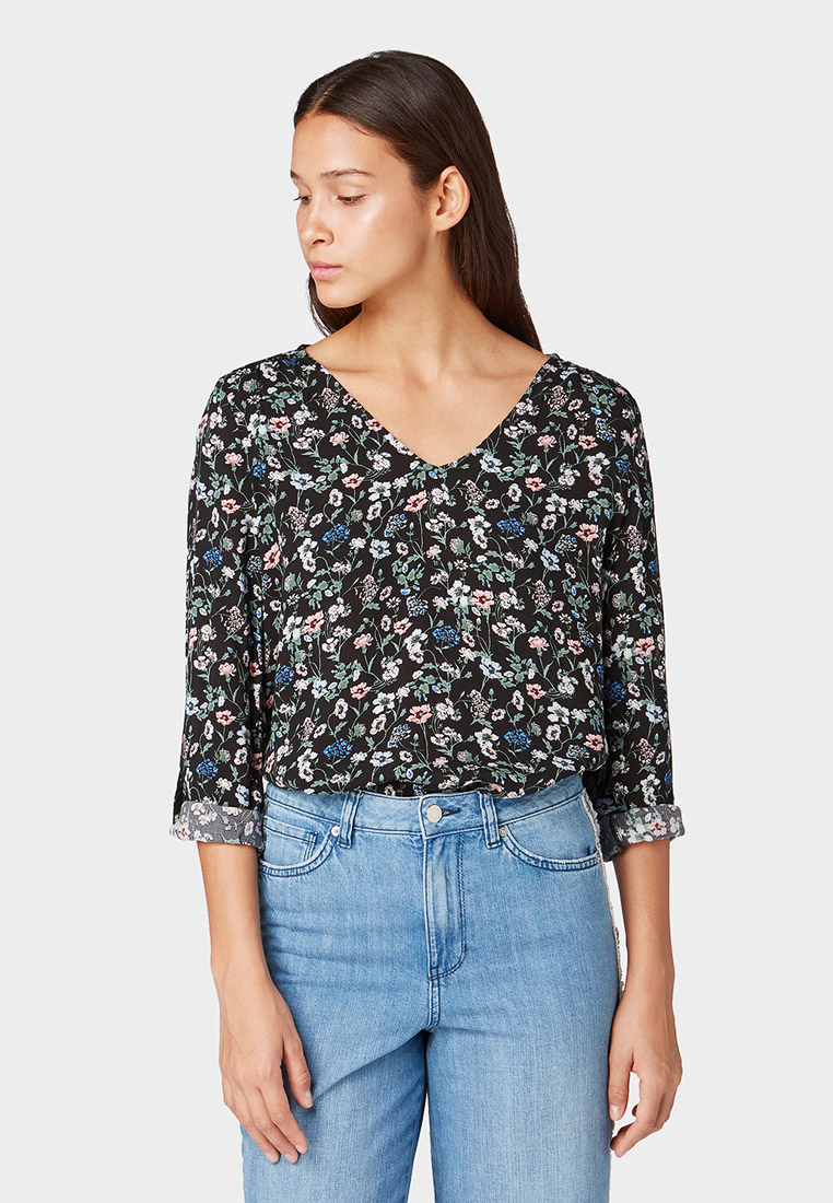 Блуза Tom Tailor Denim 1012605