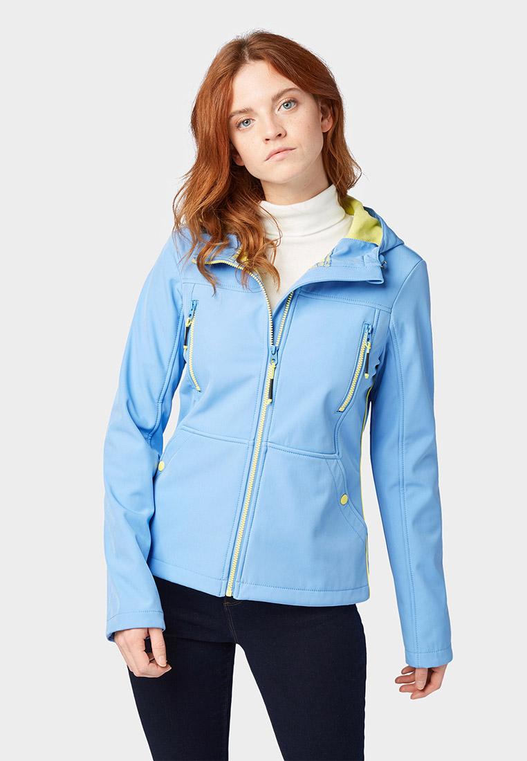 Утепленная куртка Tom Tailor Denim 1008014