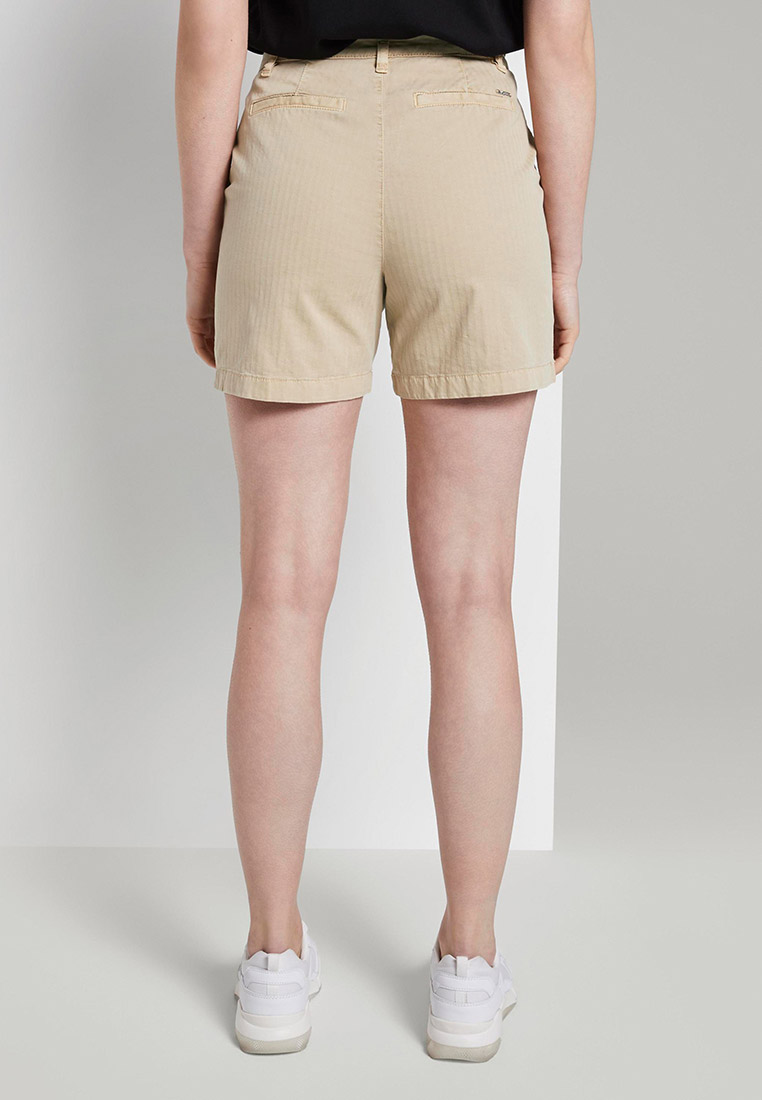Женские повседневные шорты Tom Tailor Denim 1018318: изображение 3