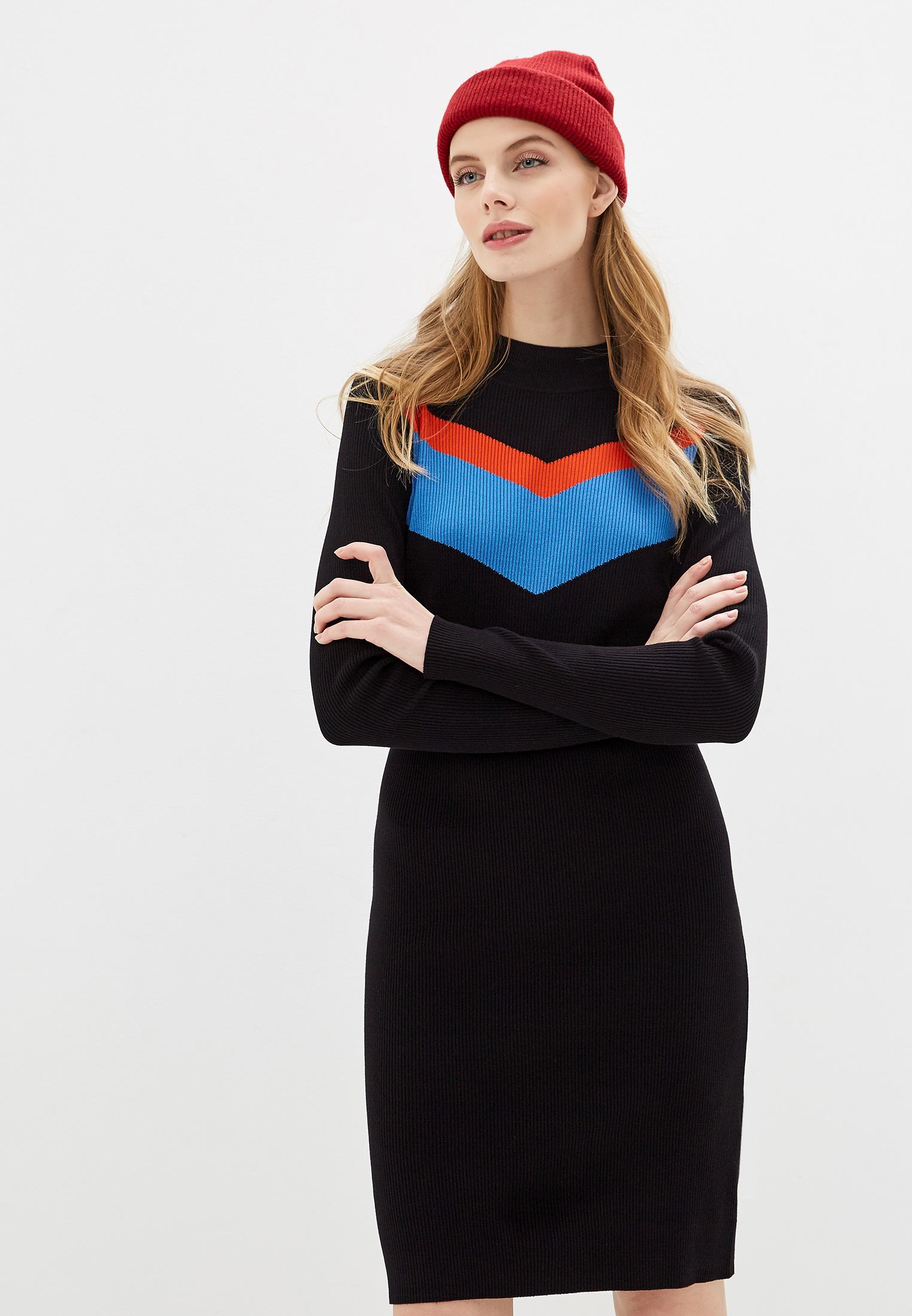 Вязаное платье Tom Tailor Denim 1016545