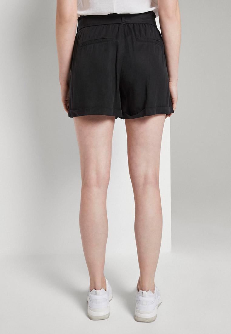 Женские повседневные шорты Tom Tailor Denim 1017318: изображение 3