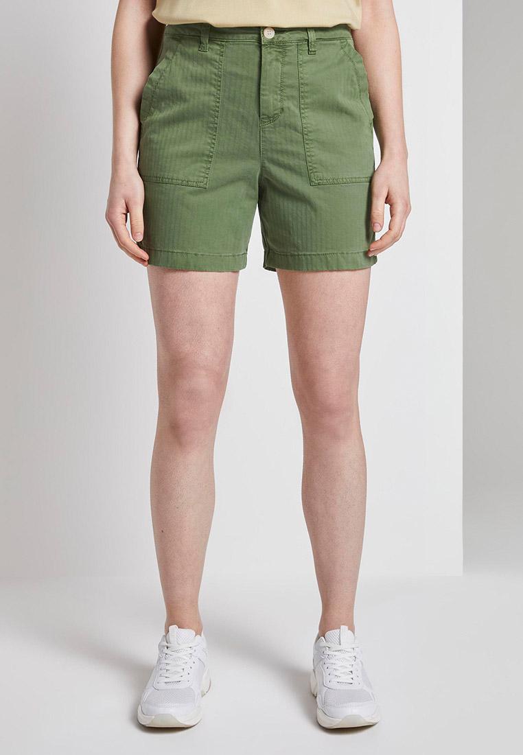 Женские повседневные шорты Tom Tailor Denim 1018318