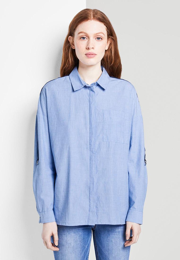 Женские рубашки с длинным рукавом Tom Tailor Denim 1017828