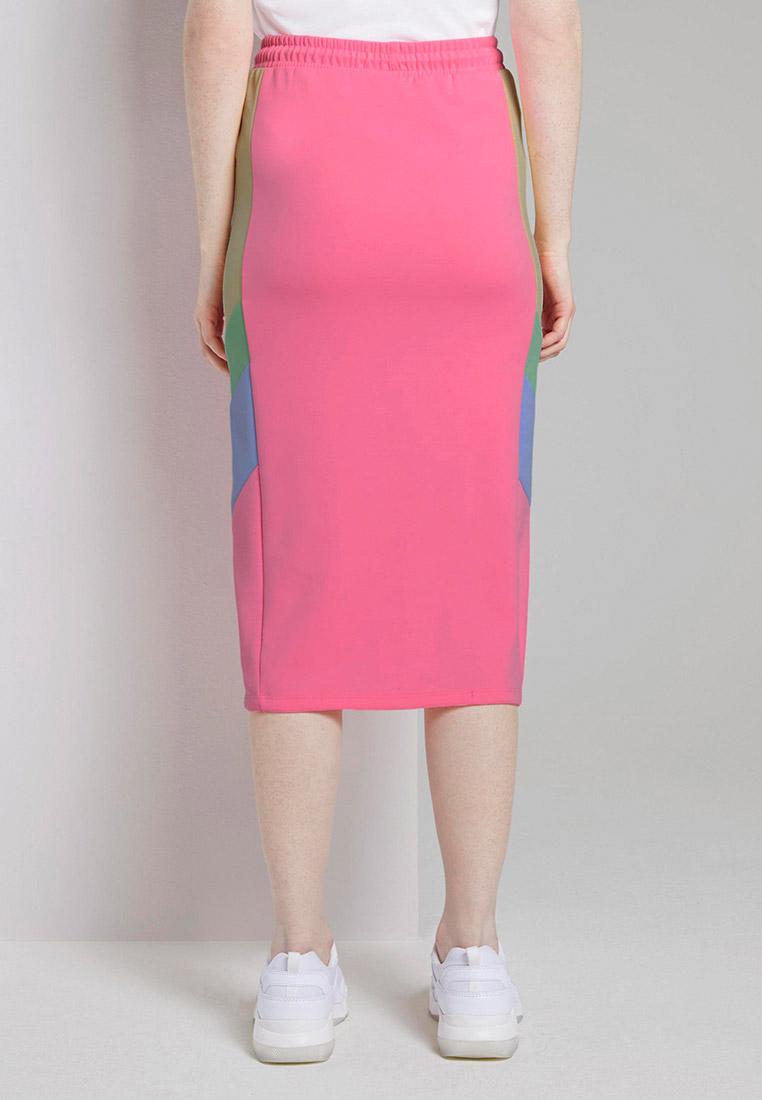 Прямая юбка Tom Tailor Denim 1018114: изображение 3