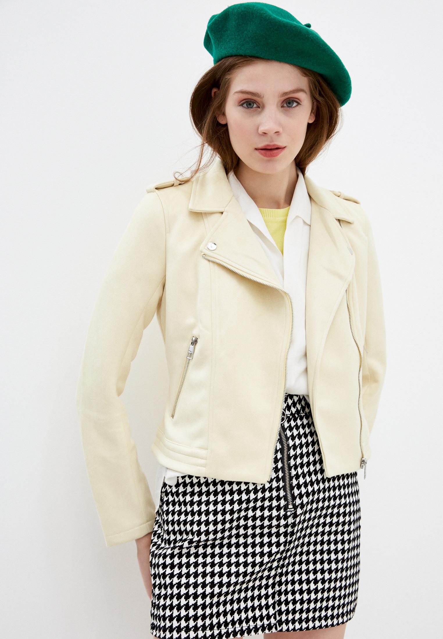 Кожаная куртка Tom Tailor Denim 1016836
