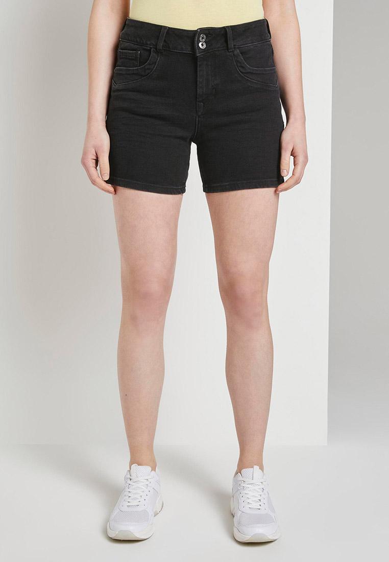 Женские джинсовые шорты Tom Tailor Denim 1018919