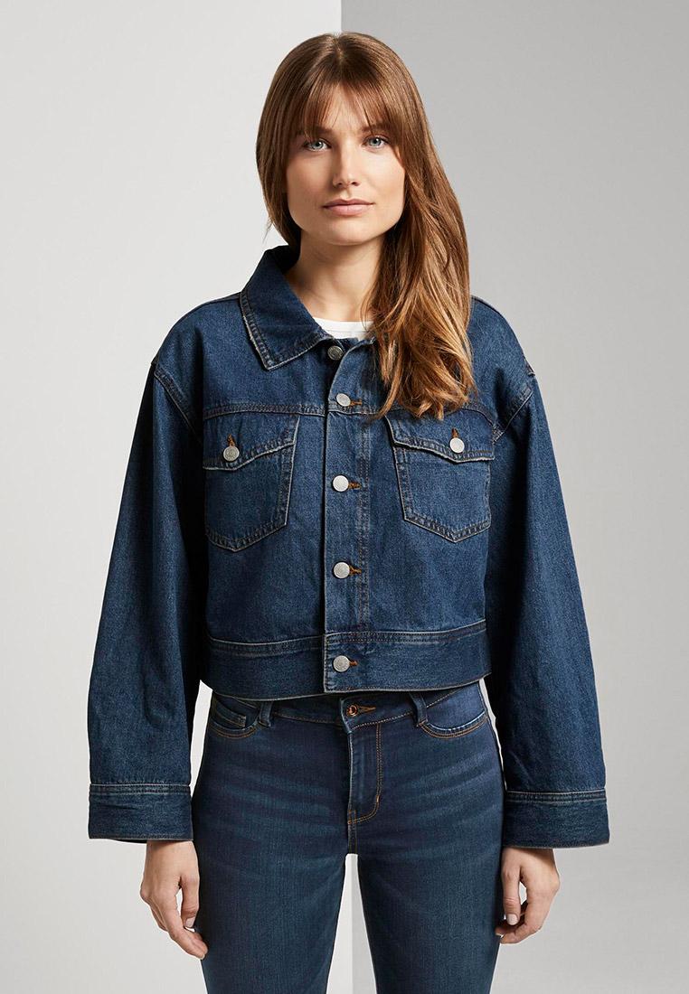 Джинсовая куртка Tom Tailor Denim 1017626