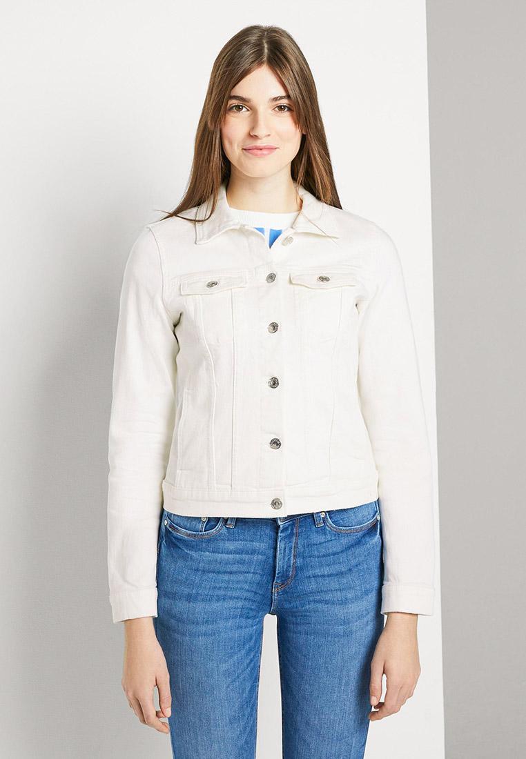 Джинсовая куртка Tom Tailor Denim 1017313
