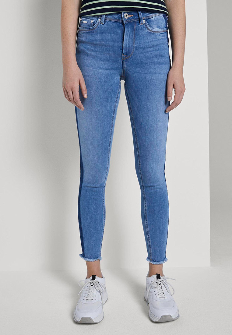 Зауженные джинсы Tom Tailor Denim 1016647