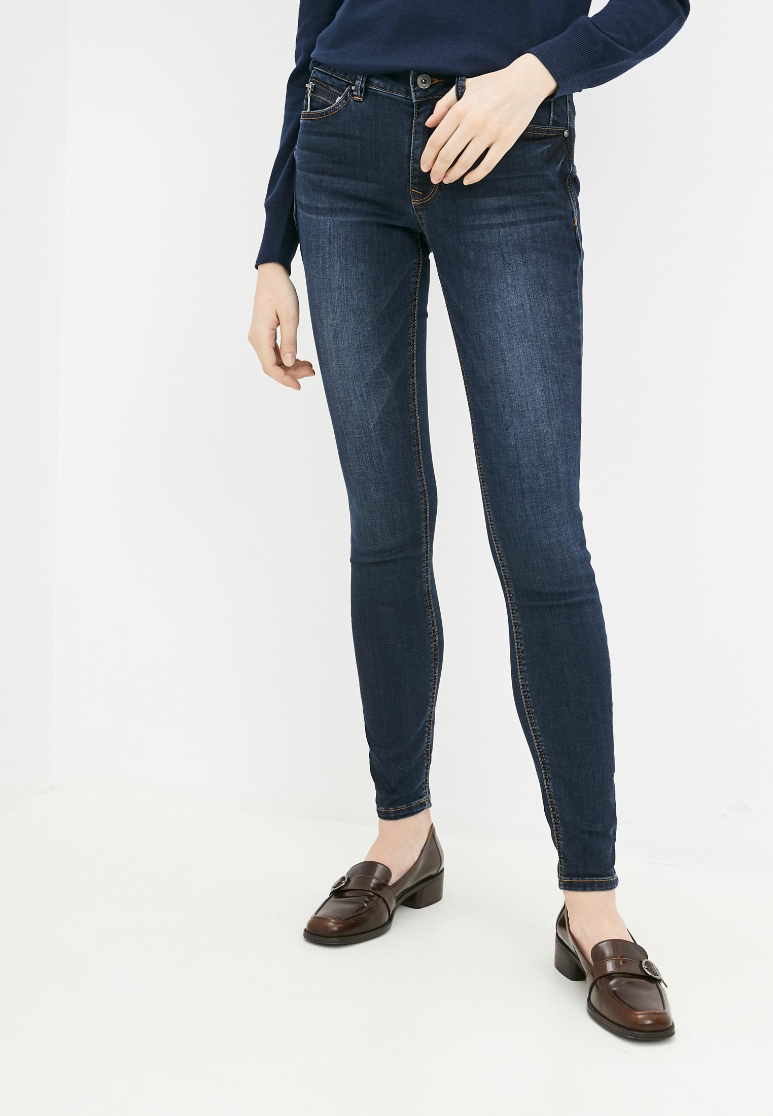 Зауженные джинсы Tom Tailor Denim 1017148: изображение 4