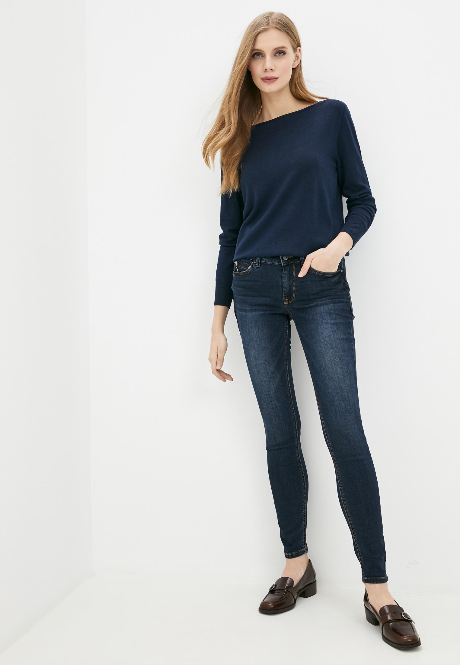 Зауженные джинсы Tom Tailor Denim 1017148: изображение 5