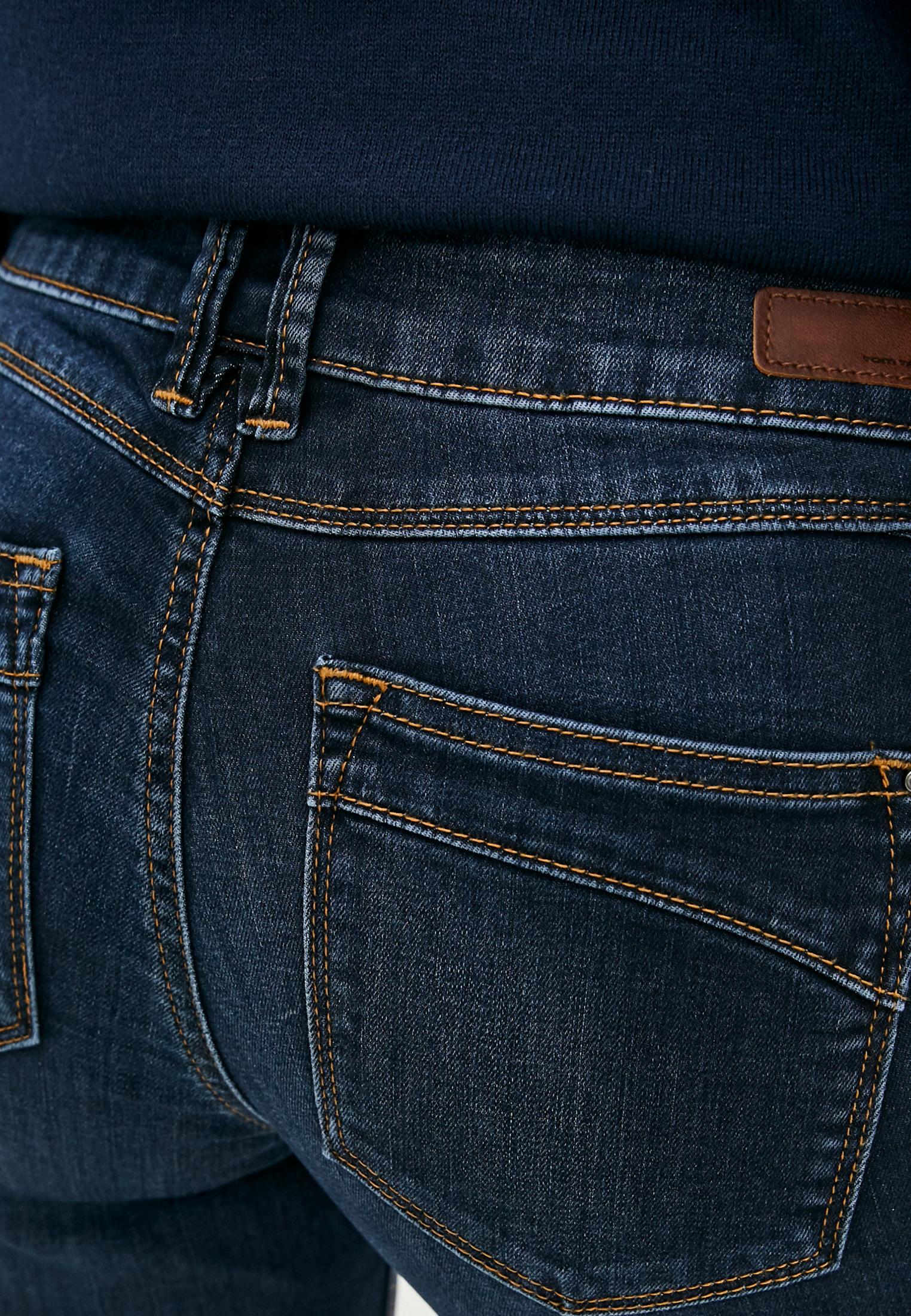 Зауженные джинсы Tom Tailor Denim 1017148: изображение 7