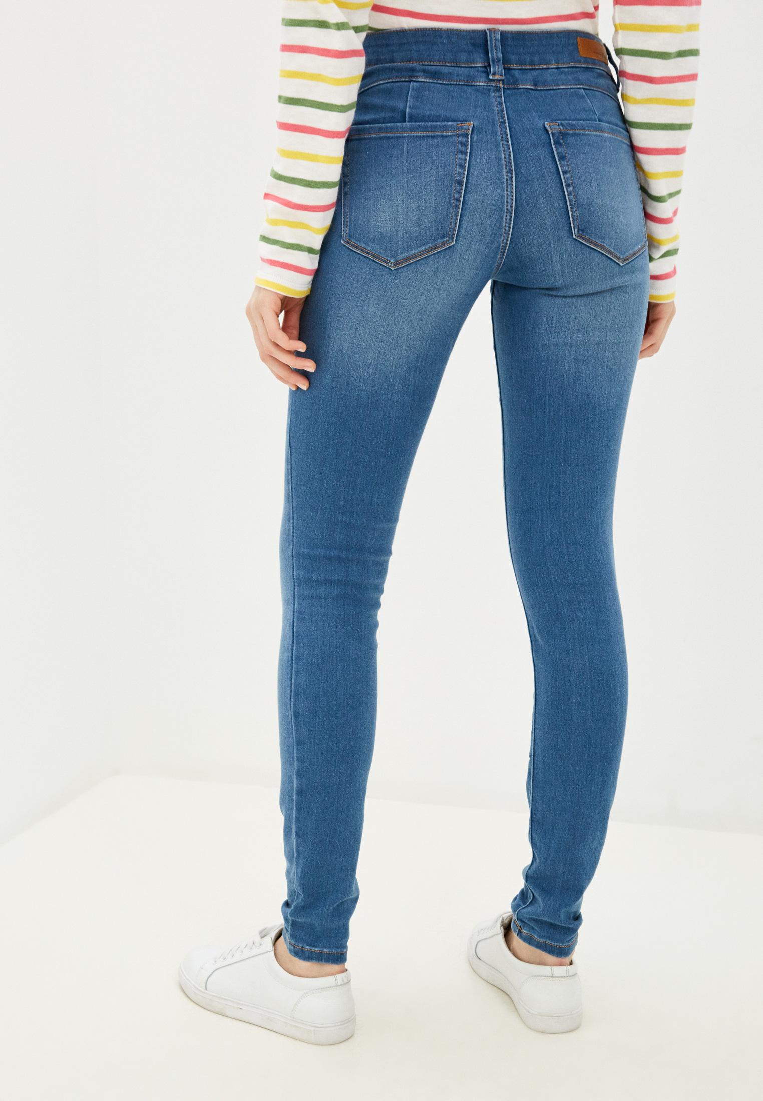 Зауженные джинсы Tom Tailor Denim 1016456: изображение 3