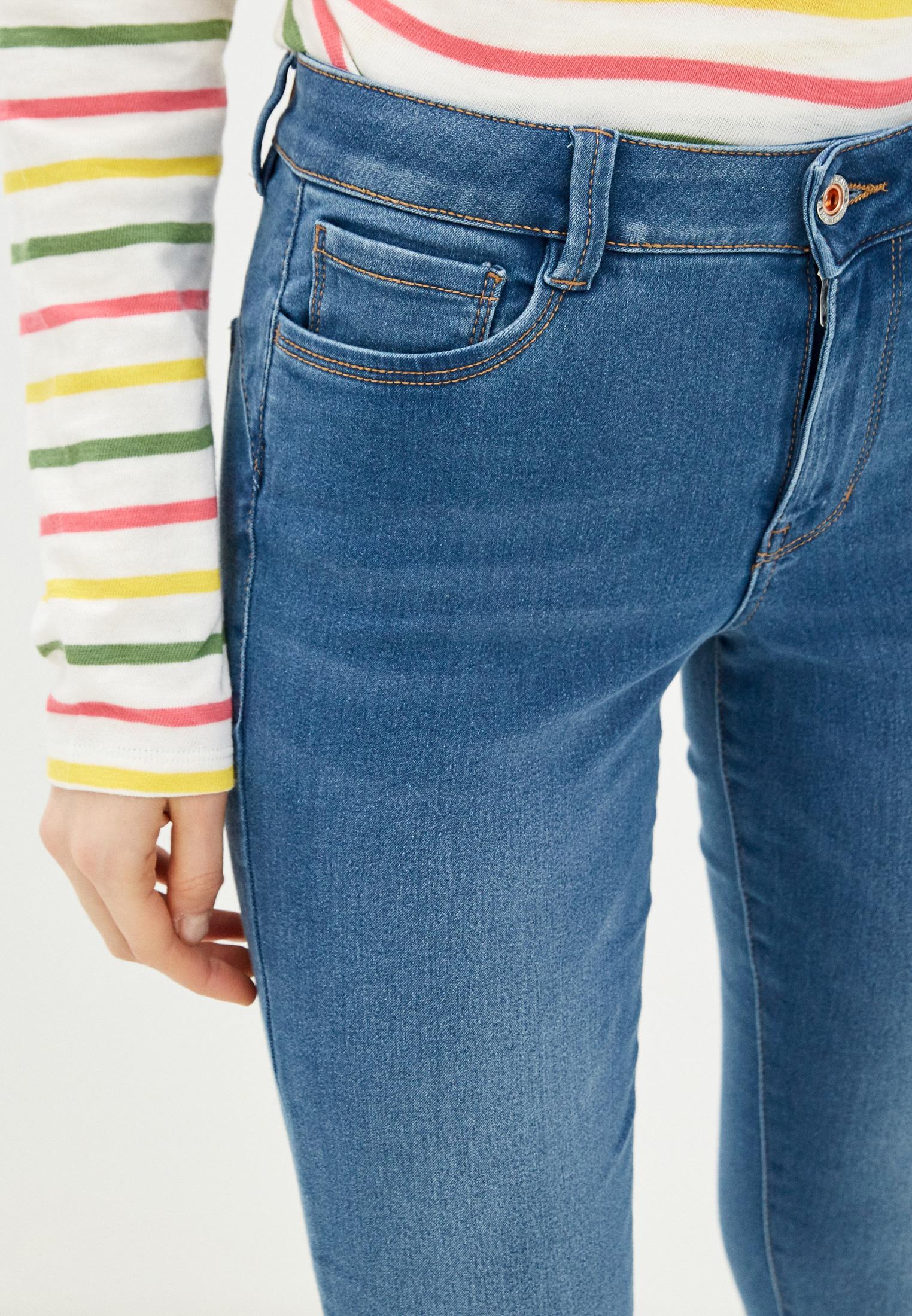 Зауженные джинсы Tom Tailor Denim 1016456: изображение 4
