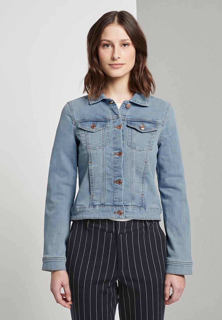 Джинсовая куртка Tom Tailor Denim 1018546