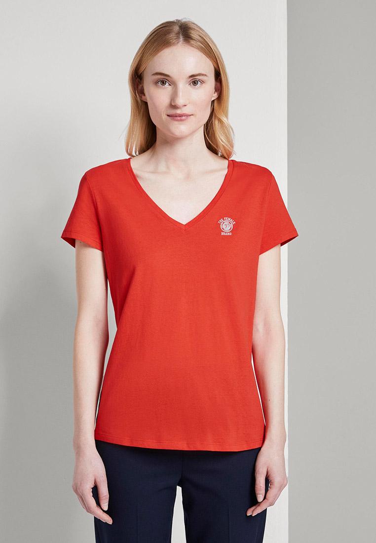 Спортивная футболка Tom Tailor Denim 1020391