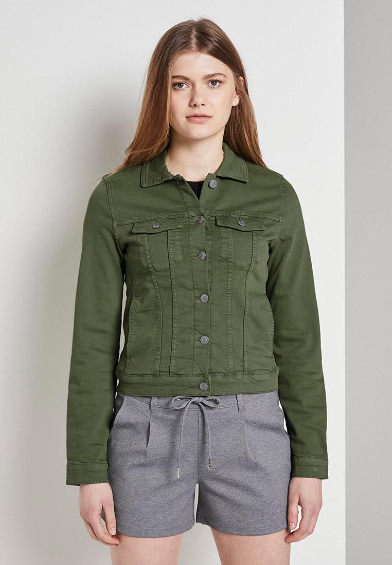 Джинсовая куртка Tom Tailor Denim 1016635