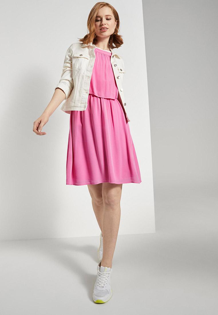 Платье Tom Tailor Denim 1020291: изображение 2