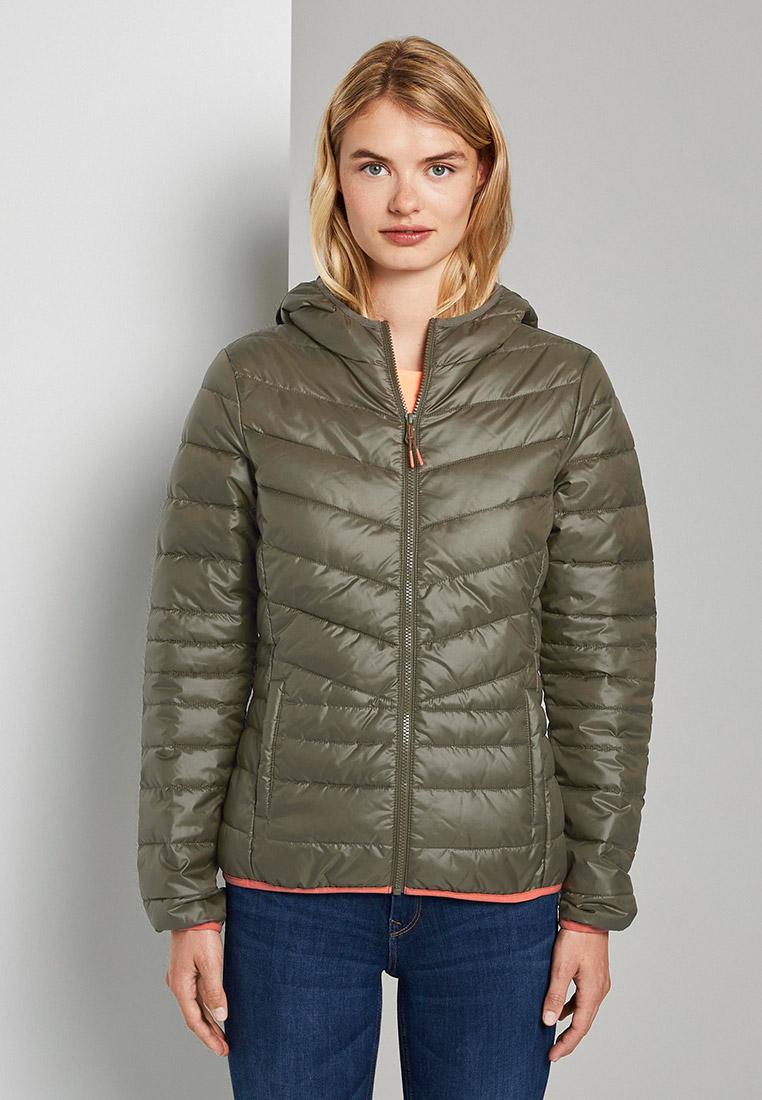 Утепленная куртка Tom Tailor Denim 1019458: изображение 1