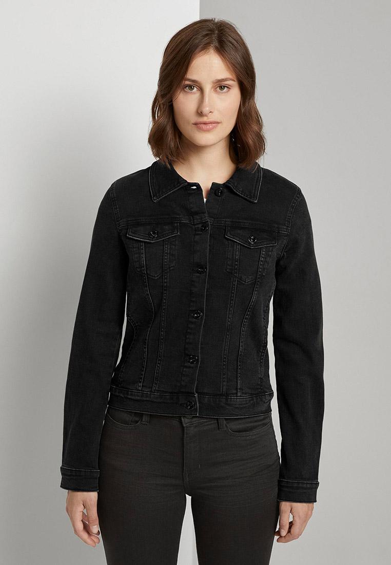 Джинсовая куртка Tom Tailor Denim 1020960: изображение 1