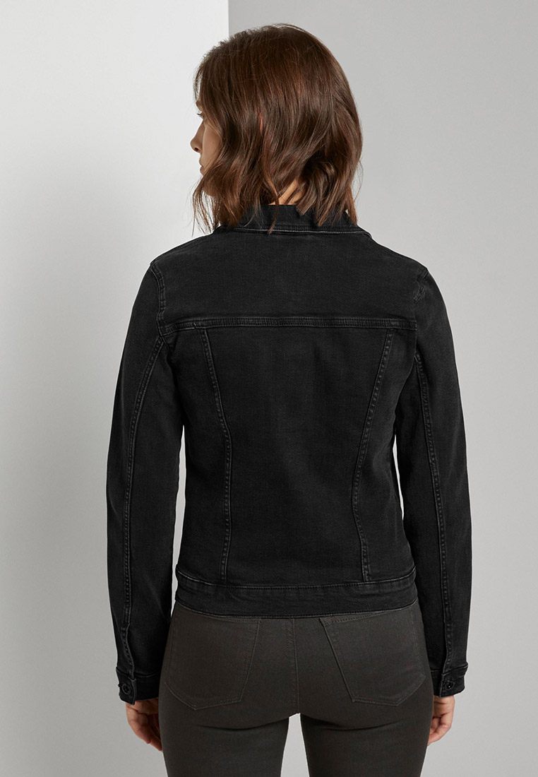 Джинсовая куртка Tom Tailor Denim 1020960: изображение 3