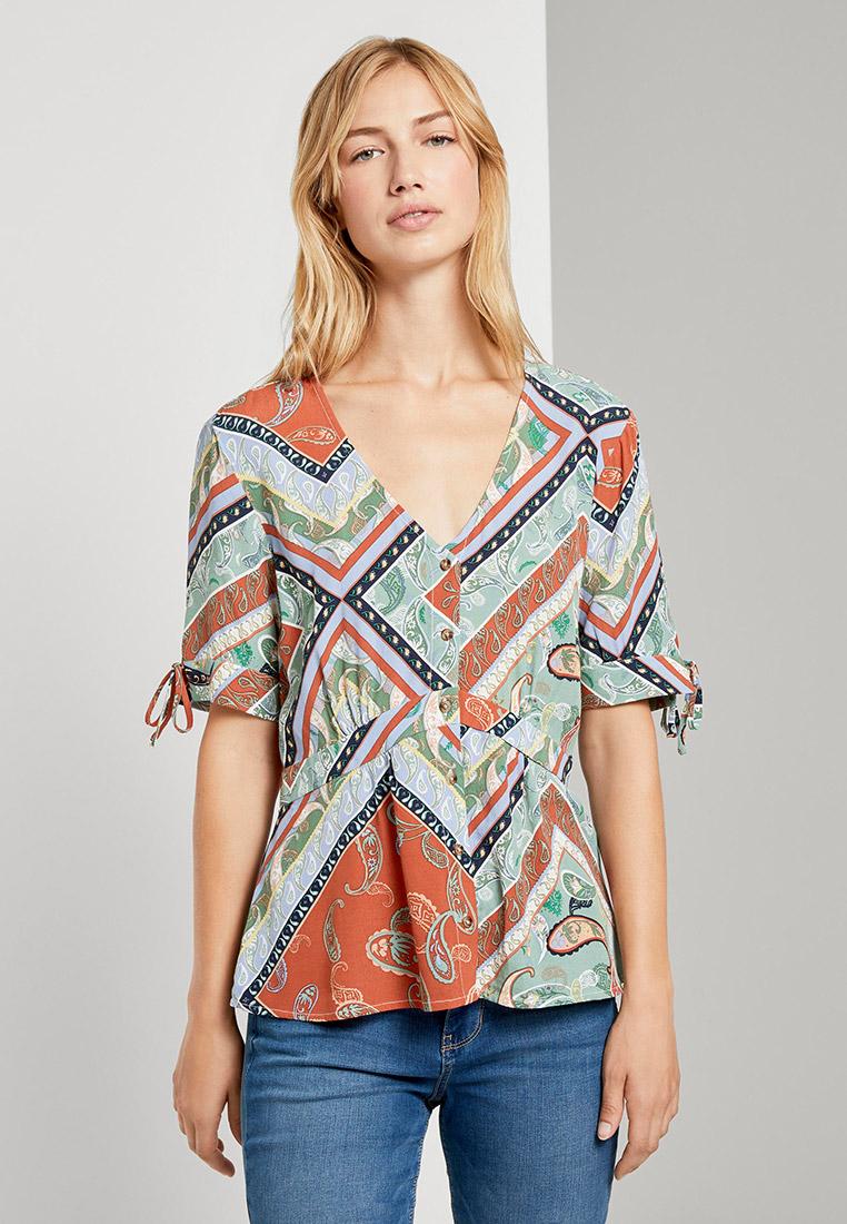 Блуза Tom Tailor Denim 1021642