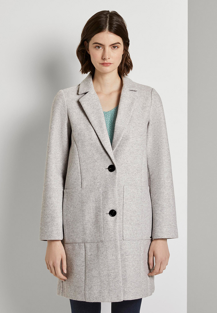 Женские пальто Tom Tailor Denim 1022086: изображение 1
