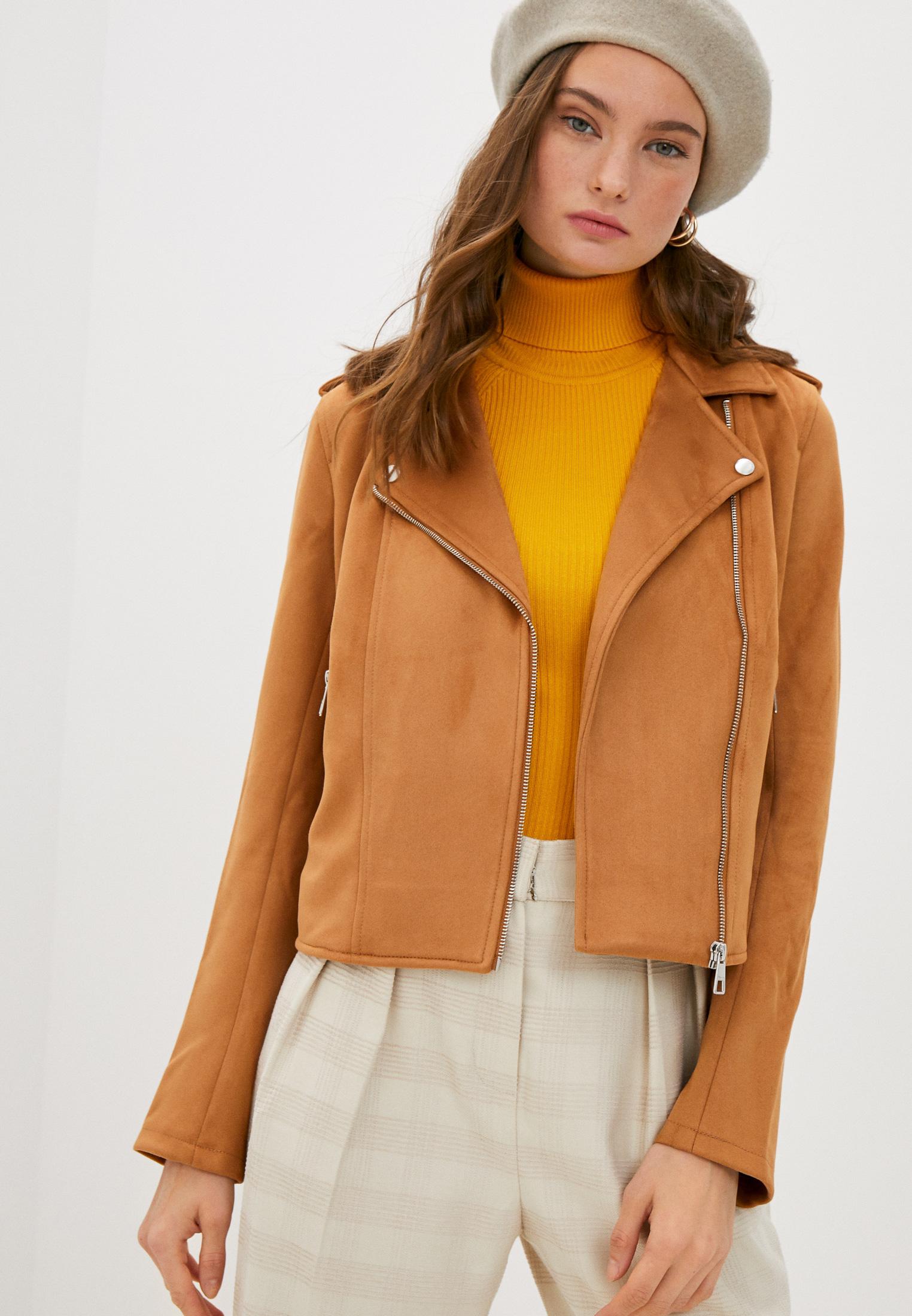 Кожаная куртка Tom Tailor Denim 1024153