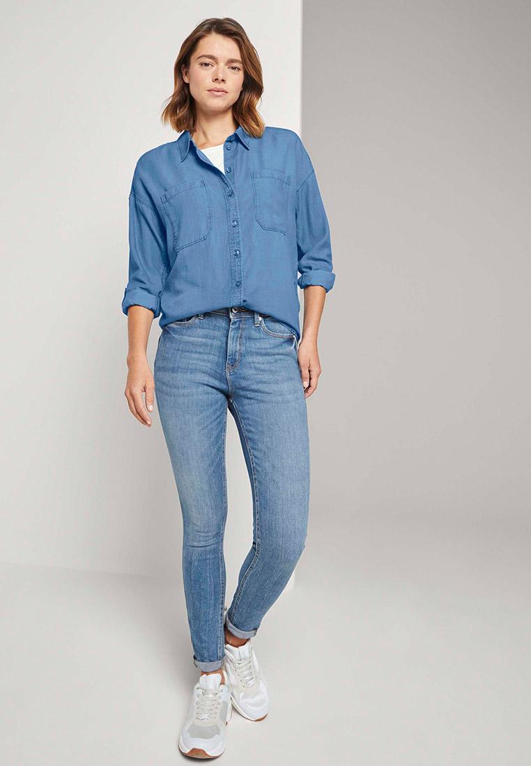 Рубашка Tom Tailor Denim 1024141: изображение 2
