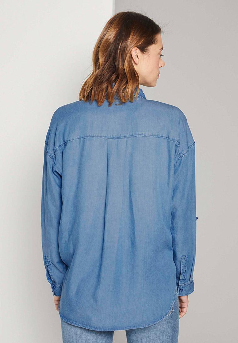 Рубашка Tom Tailor Denim 1024141: изображение 3
