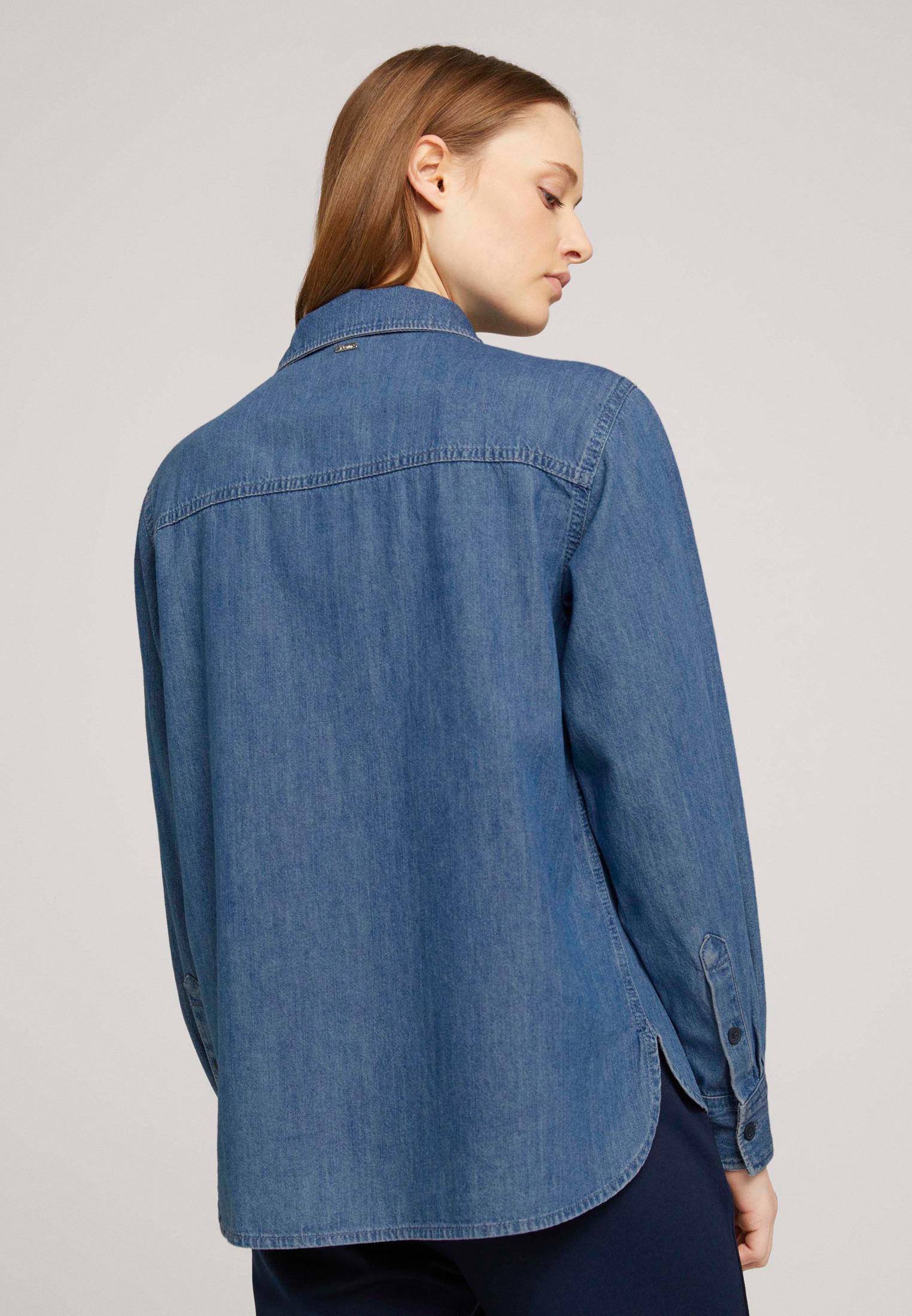 Рубашка Tom Tailor Denim 1024851: изображение 3