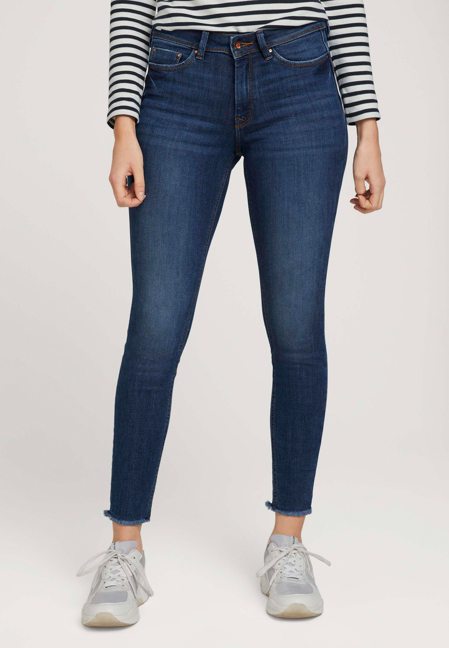 Зауженные джинсы Tom Tailor Denim 1023970