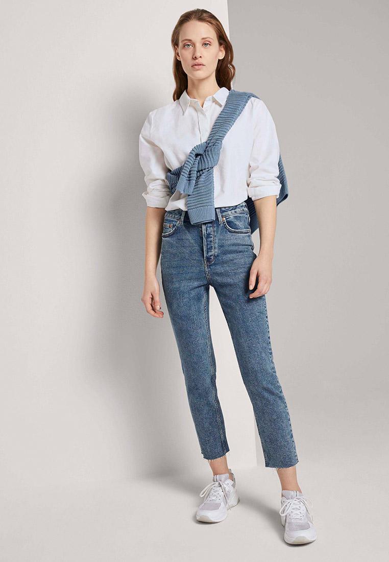 Зауженные джинсы Tom Tailor Denim 1024241: изображение 3