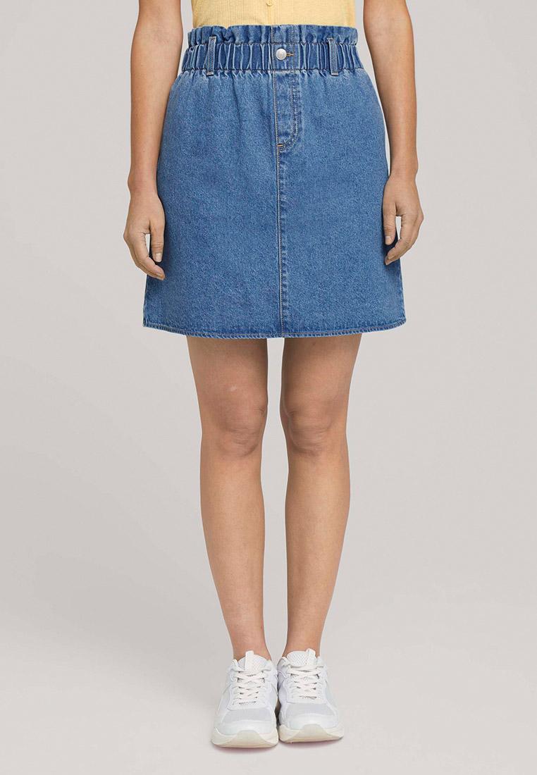 Джинсовая юбка Tom Tailor Denim 1025119