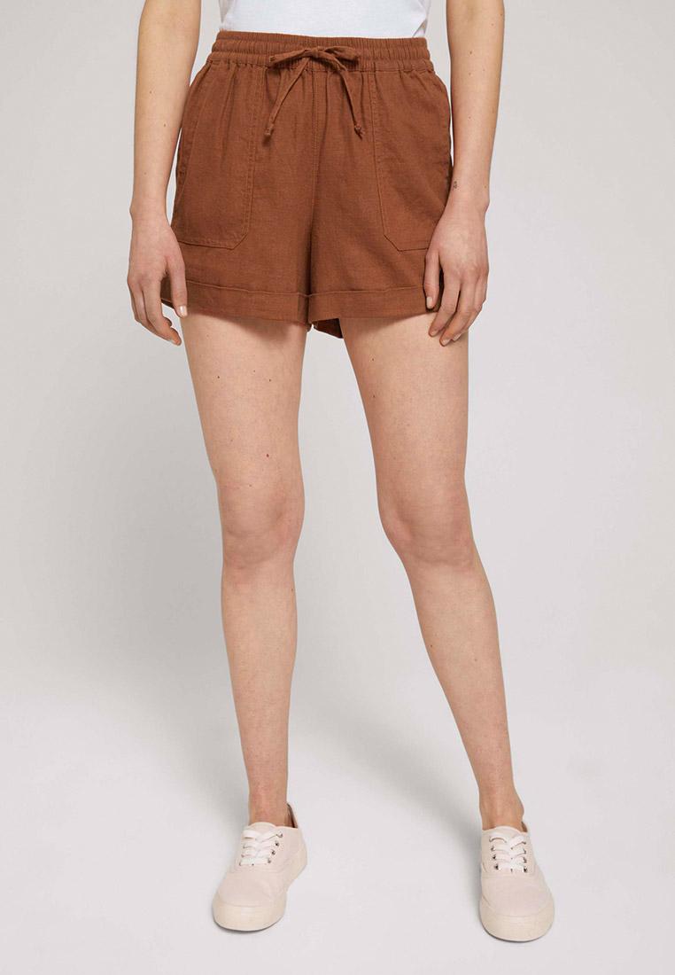 Женские повседневные шорты Tom Tailor Denim 1025241