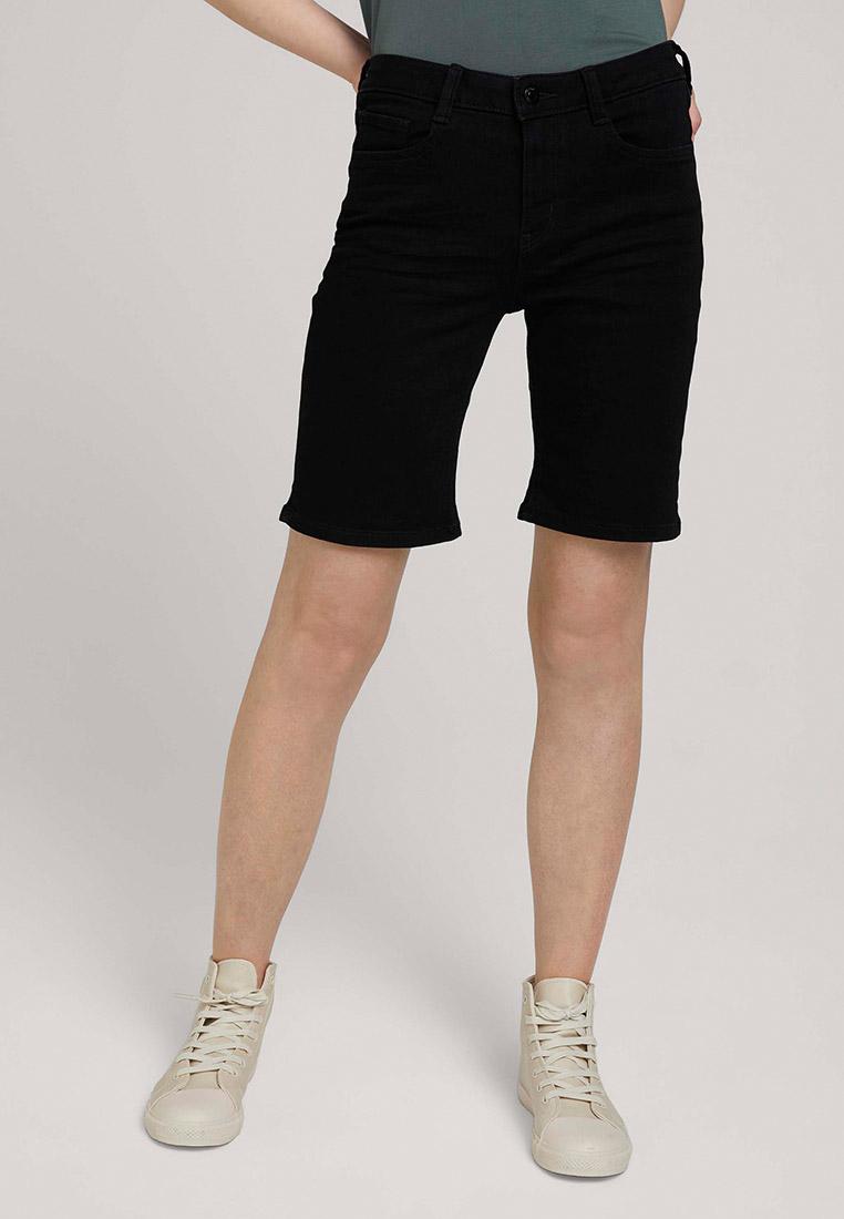 Женские джинсовые шорты Tom Tailor Denim 1025728