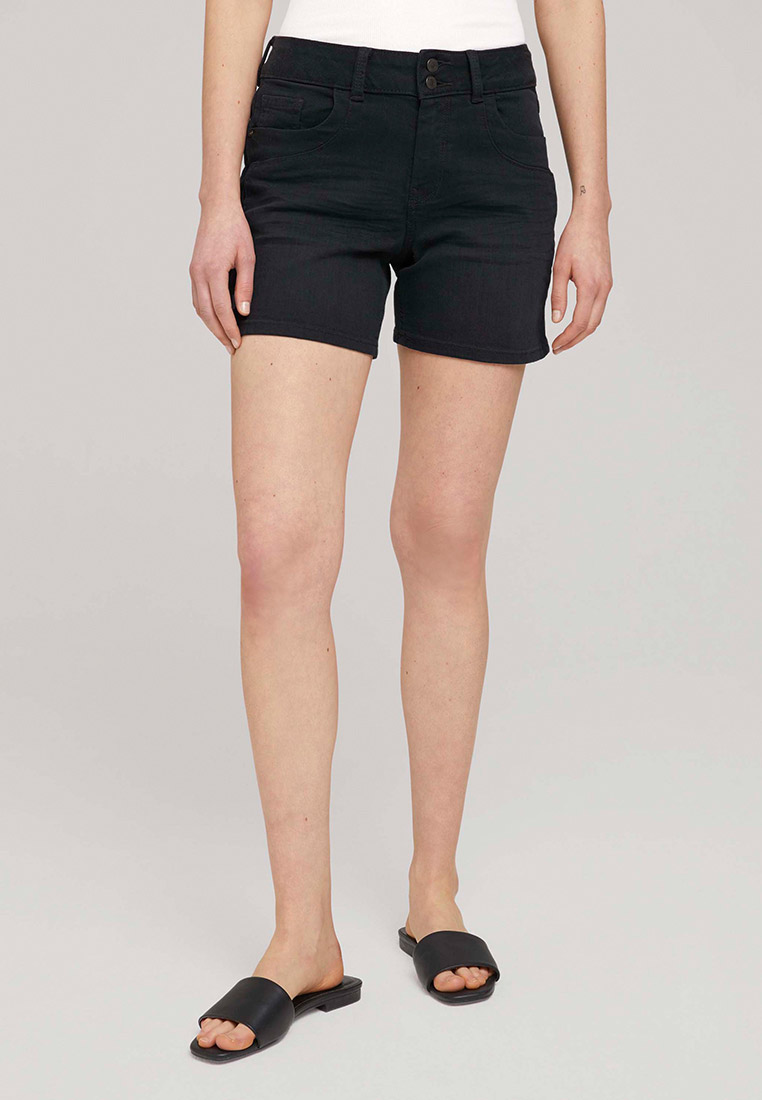 Женские джинсовые шорты Tom Tailor Denim Шорты джинсовые Tom Tailor Denim