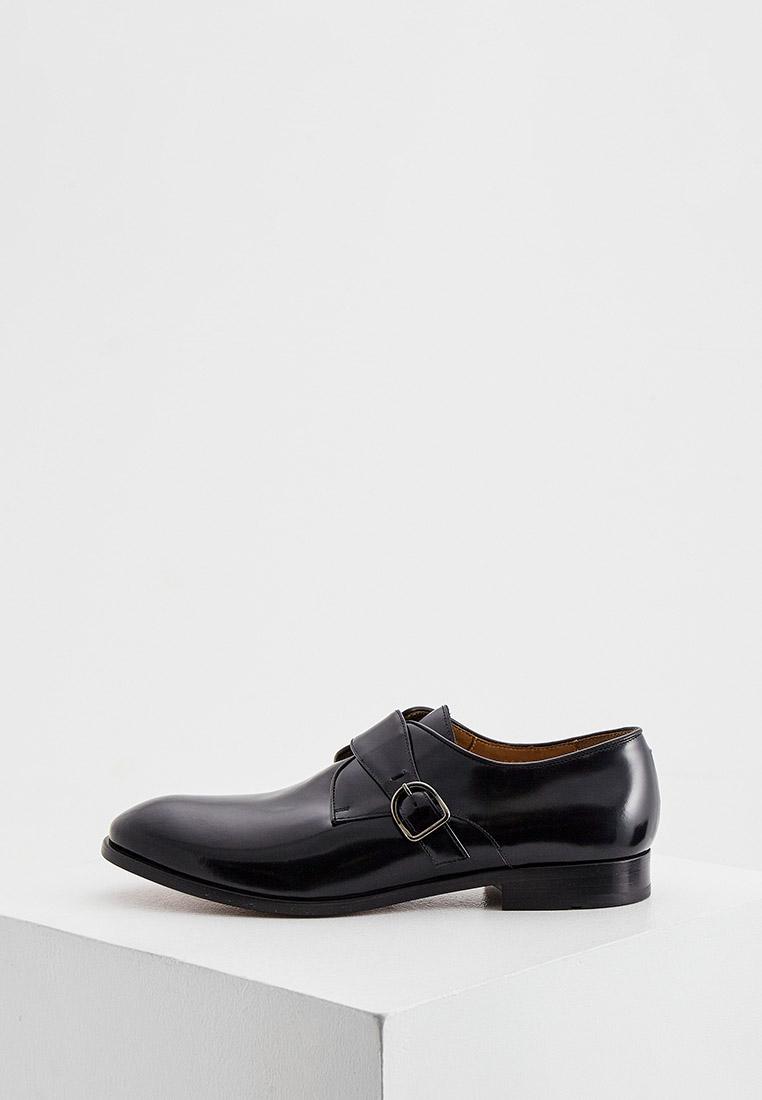Мужские туфли Trussardi (Труссарди) 74A00090-9Y099999