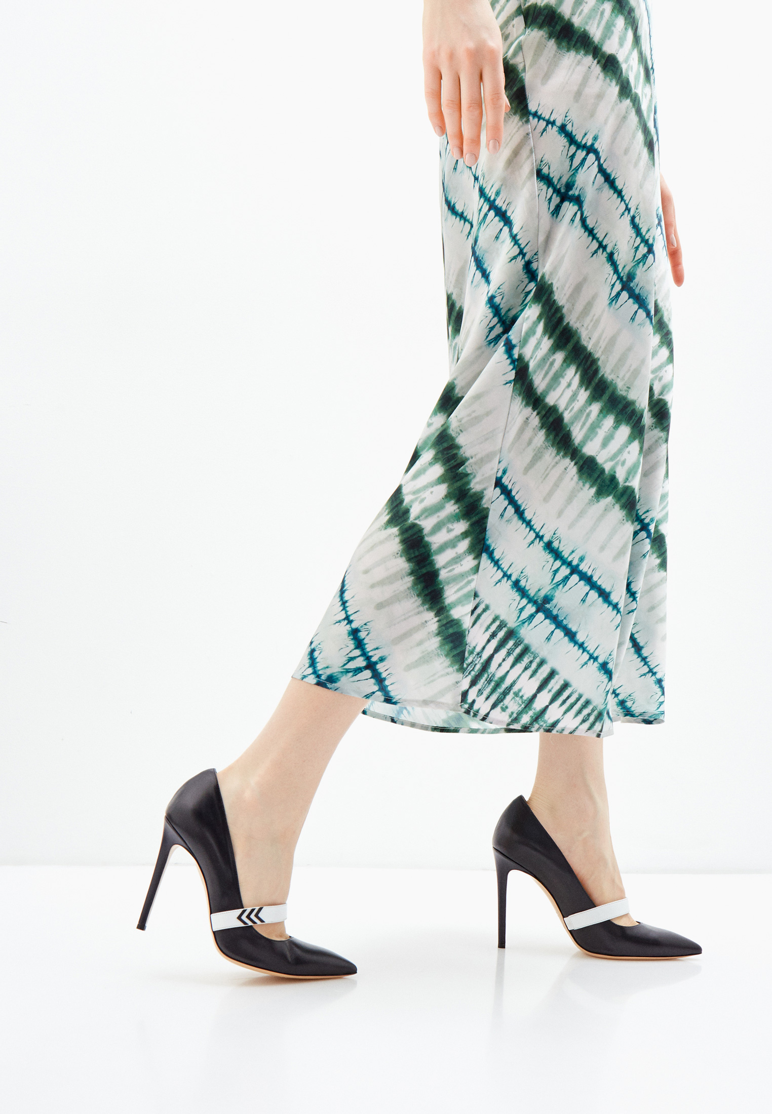 Женские туфли Trussardi (Труссарди) 78A00151-9Y099999