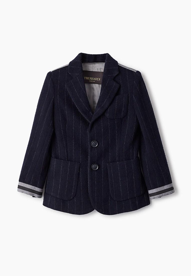 Пиджак Trussardi Junior TR01LQ TR0DE